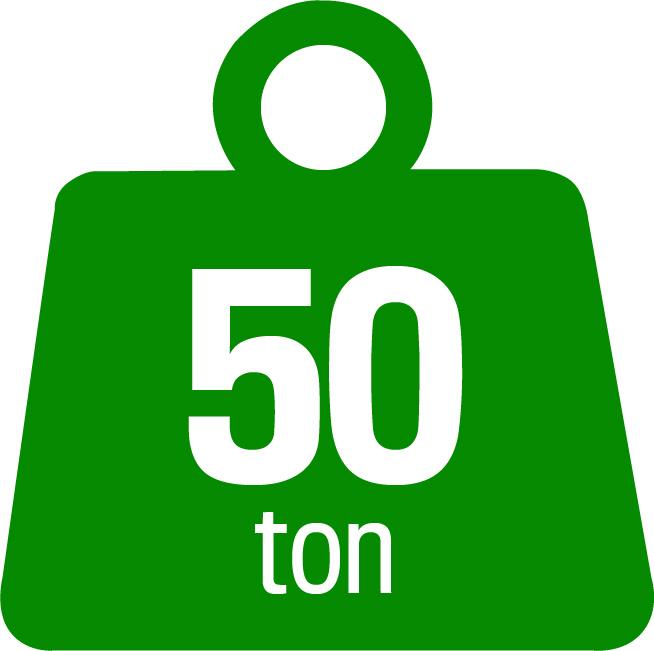 Illustration 50 ton